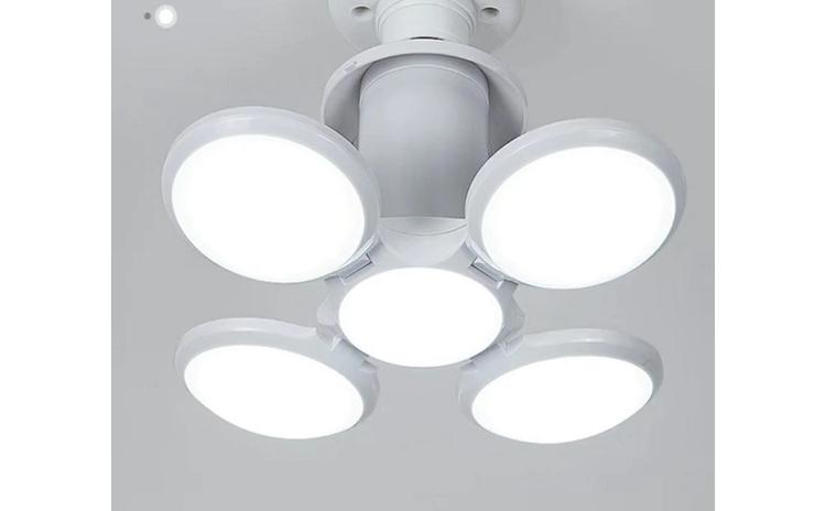 Bec LED pliabil minge de fotbal