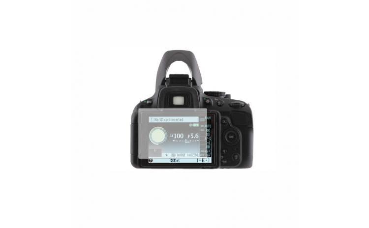 Folie de protectie Nikon D5100