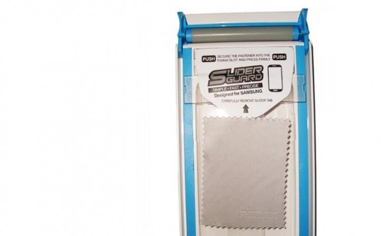 Samsung S3 - Aplicator folii cu 10 folii