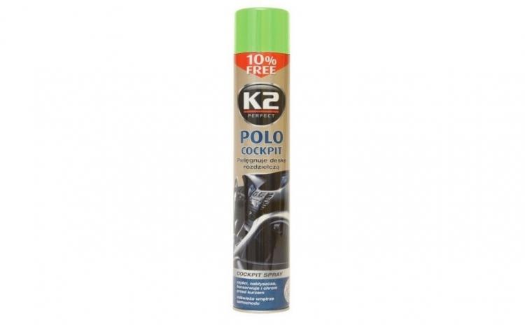 Spray bord lucios 750 ml, polo vanilia