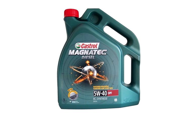 Castrol Magnatec Diesel B4 5W40 Dpf 5L