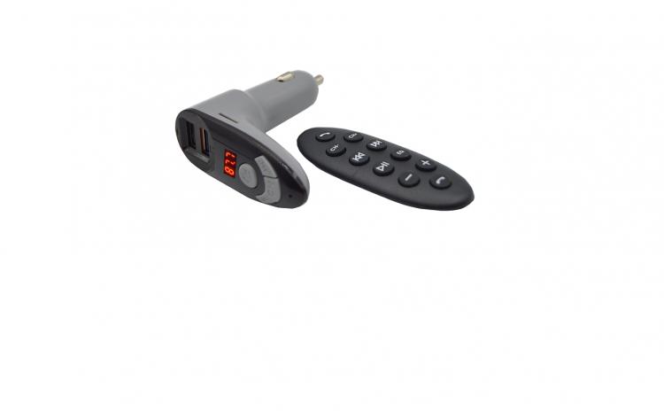 Modulator FM C8 cu bluetooth