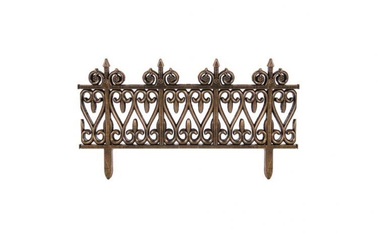 Set 10 bucati gard decorativ