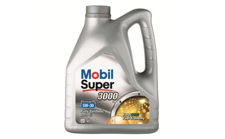 Mobil Super 3000 X1 Formula Fe 5W30 4L