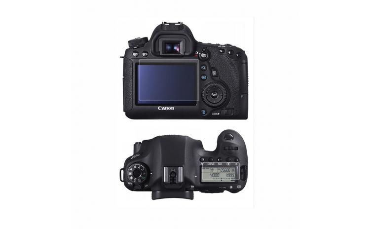 Folie de protectie Canon 6D
