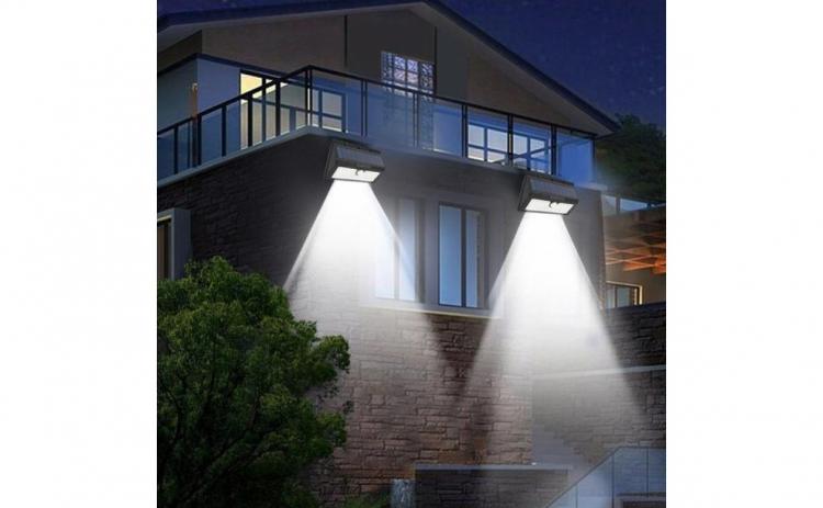 Set 2 Lampa LED Solara