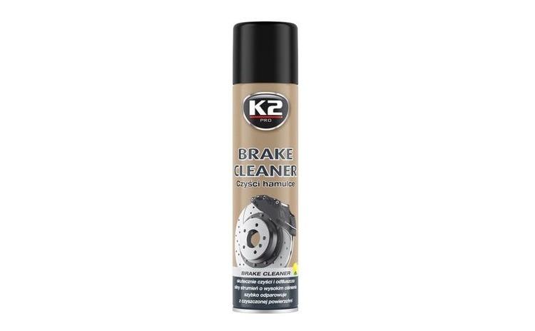 Spray curatat disc frana 600 ml W105, K2