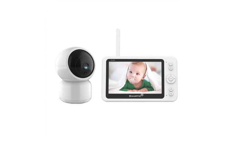 Baby monitor SM956, Display TFT 5 inch,