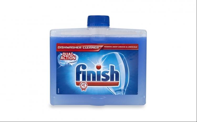 Imagine indisponibila pentru Solutie pentru curatat masina de spalat vase Finish 250 ml