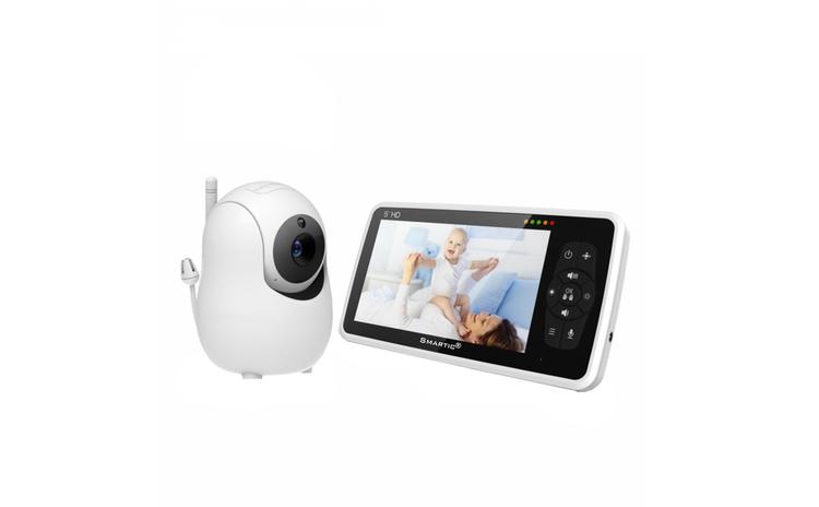 Baby monitor SM950, Display TFT LCD 5