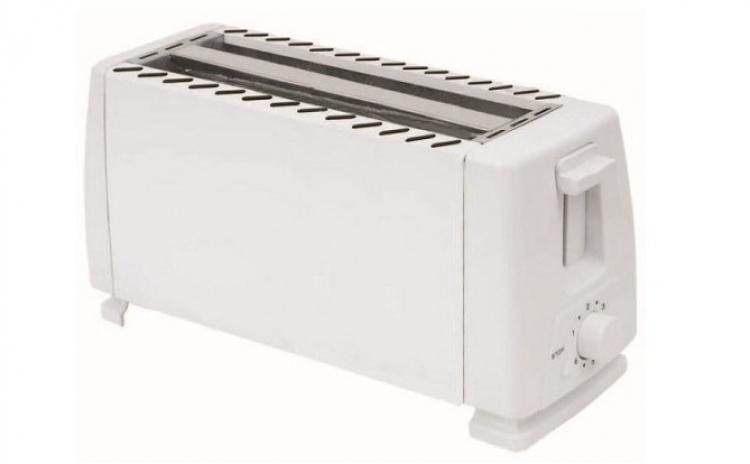 Prajitor De Paine Victronic  1300 W  4 Felii  Alb Vc803  La 75 Ron In Loc De 159 Ron