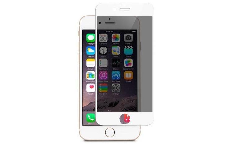 Folie Privacy MTP iPhone 8 Alb Full