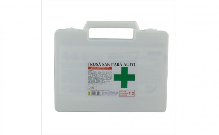Trusa Sanitara de Prim Ajutor - Auto