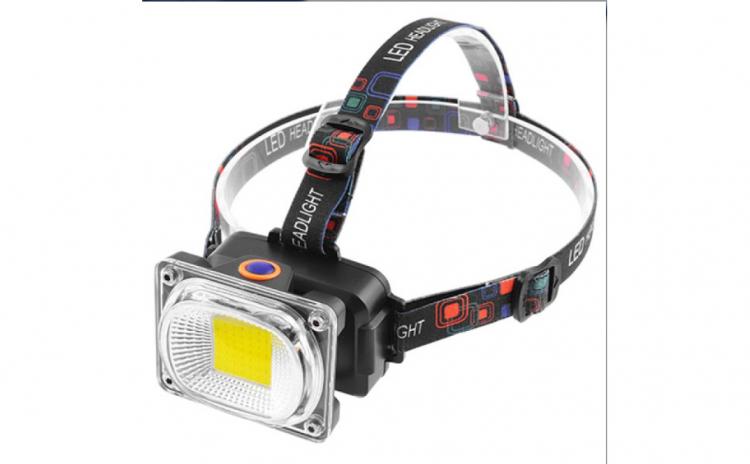 Lanterna frontala  reincarcabila LED