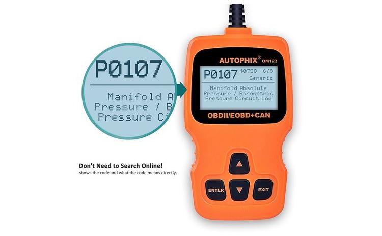 Tester auto, diagnoza OBD2 Auto