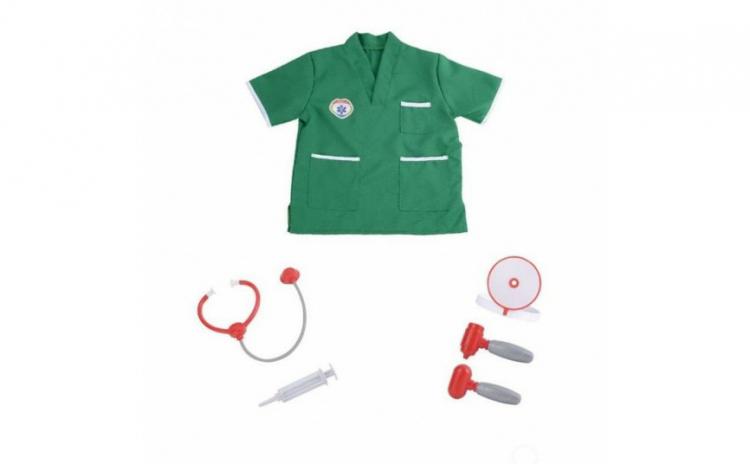 Set costum doctor chirurg