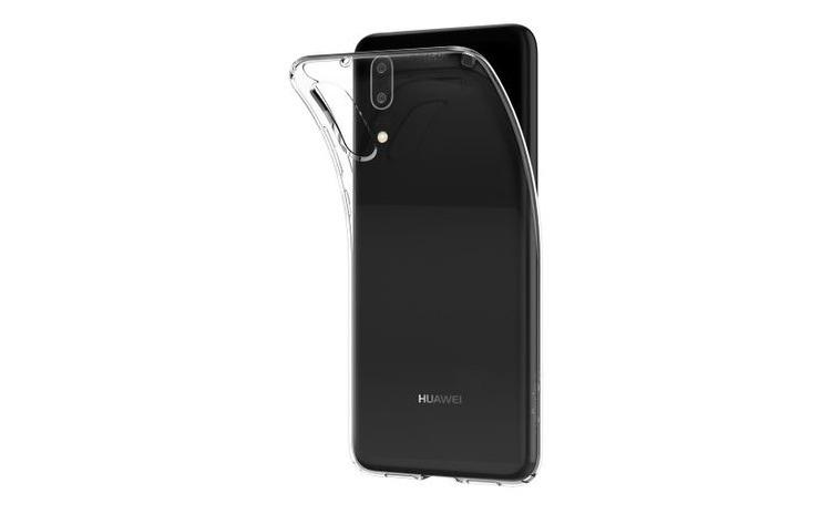 Husa silicon transparent Huawei P20 PRO