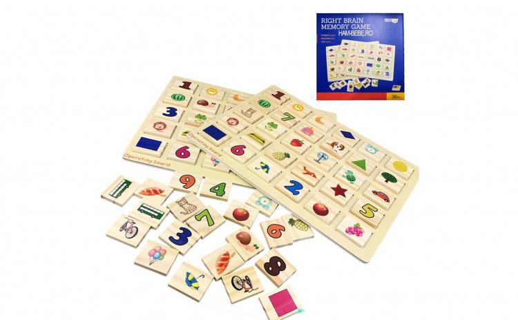 Joc Montessori dezvoltarea memoriei