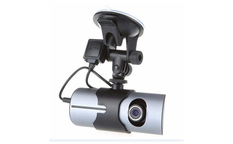 Camera auto DVR FreeWay™ R300, GPS, came