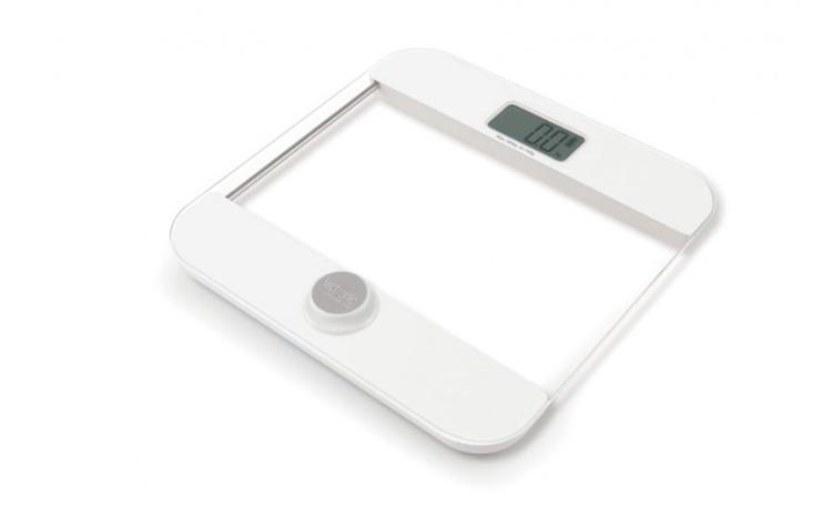 Cantar digital pentru baie, Display LCD,