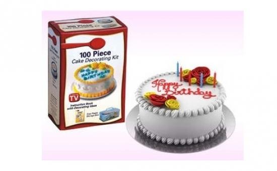 Kit prajituri cu 100 de piese