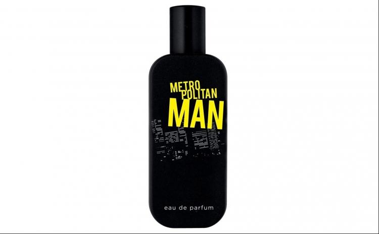 Metropolitan Man - Apa de parfum