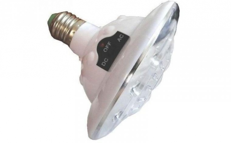 Bec super-economic cu 22 LED-uri