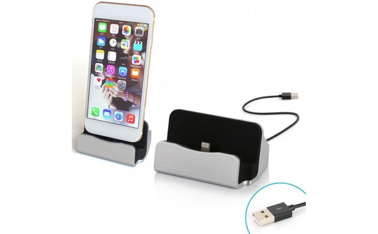 Statie incarcare Iphone