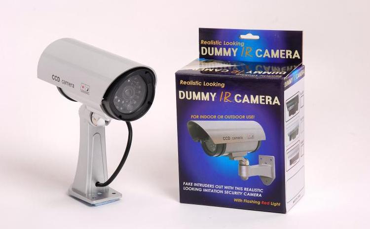 Camera Supraveghere Falsa Dummy Ir  La Doar 38 Ron