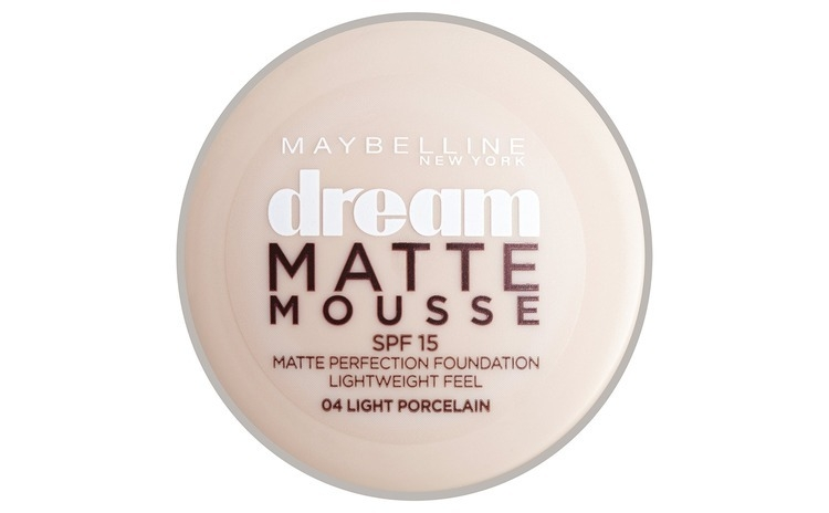 Maybelline NY Dream Matte Mousse - 2