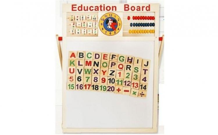 Tabla Magnetica Educativa Pentru Copii  La 55 Ron In Loc De 115 Ron