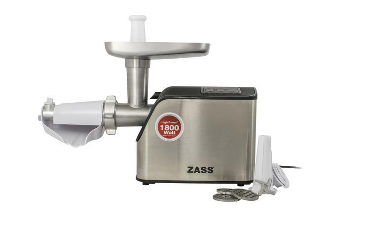 Masina de tocat Zass ZMG 07, 1800W,