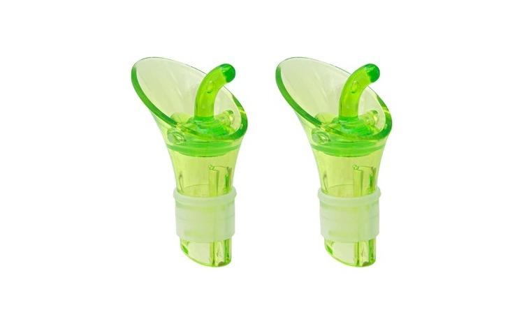 Set 2 Dopuri din PVC pentru Sticle,