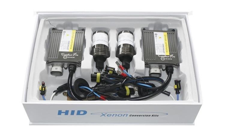 Instalatie xenon EVO CANBUS 9-32V 35W