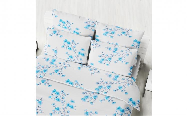 Imagine indisponibila pentru Lenjerie bumbac pentru pat matrimonial Carla, la doar 89 RON in loc de 178 RON