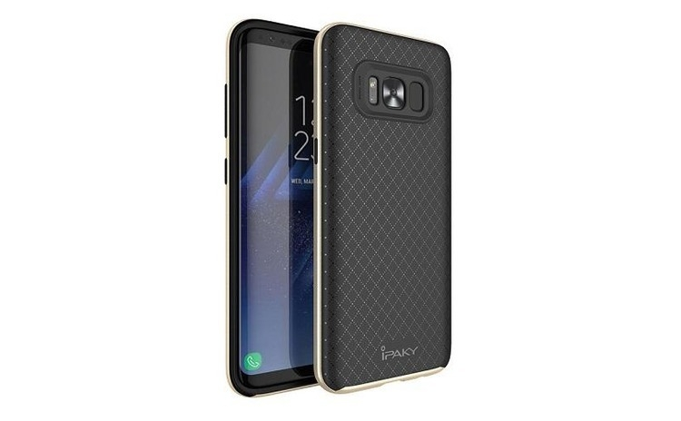 Imagine indisponibila pentru Husa Samsung Galaxy S8 G950-Bumblebee Gold