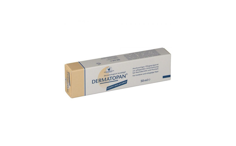 Crema Dermatopan 50 ml