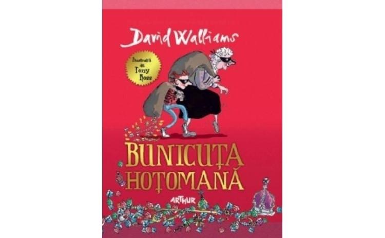 Bunicuta hotomana, autor David Walliams