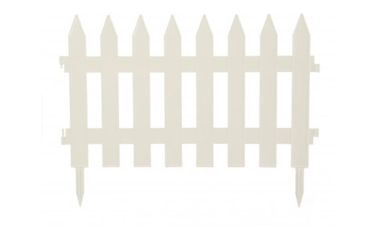Gardulet clasic alb