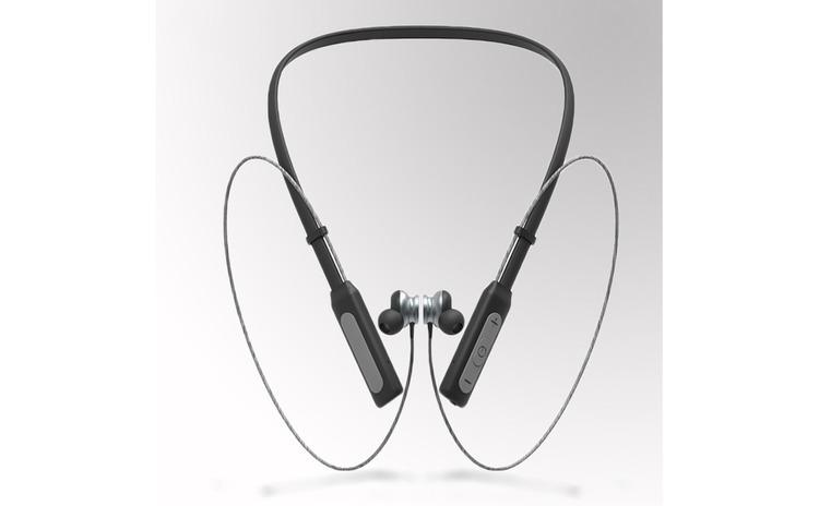 Casti Wireless Bluetooth Sport cu suport