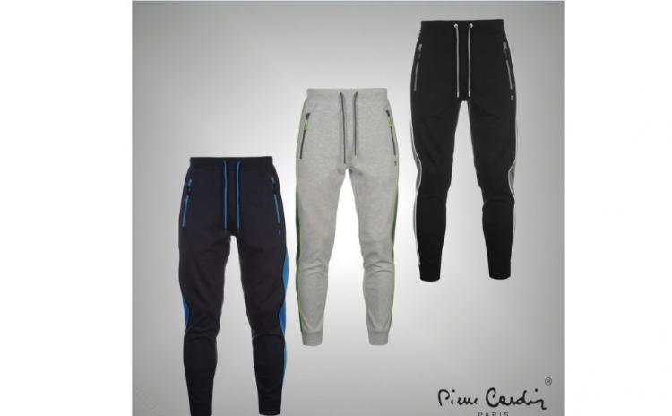 Pantaloni Training Barbati Pierre Cardin La Doar 1