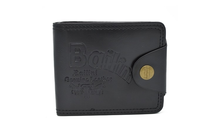 Imagine indisponibila pentru Portofel Bailini, pentru barbati, calitate Premium