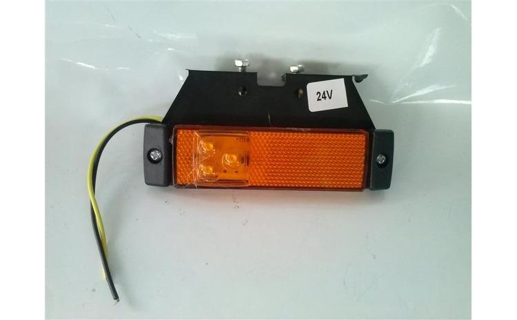 Lampa laterala cu LED 14 X 08 24V