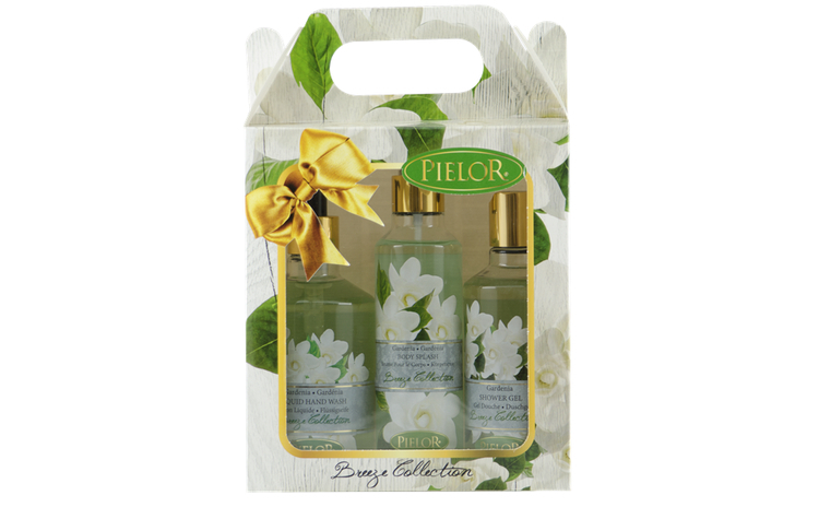 Set Pielor Breeze Collection Gardenia