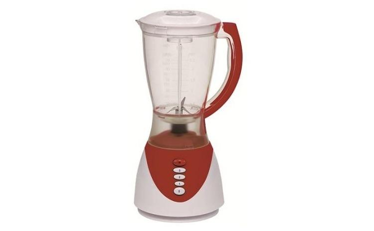 Imagine indisponibila pentru Blender cu bol 1.5 l, 3 viteze, 300 w, hausberg, rosu