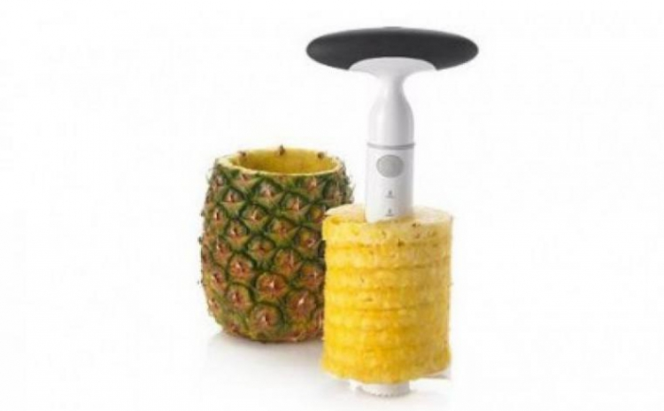 Set 2 feliatoare de ananas