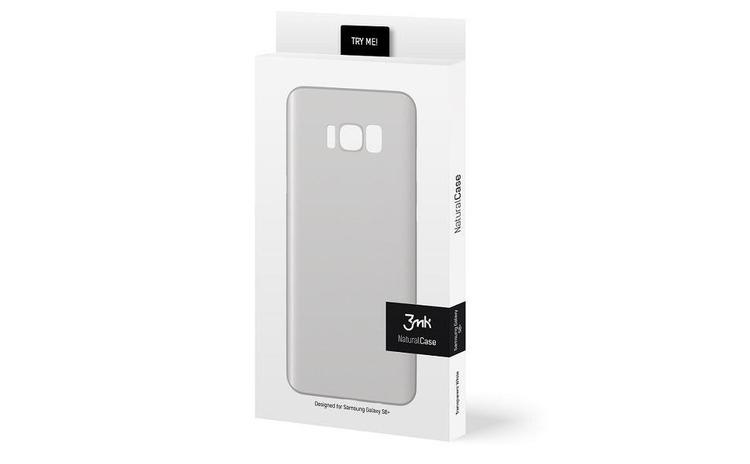 Husa 3MK Natural Samsung G955 S8 Plus