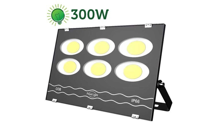 Proiector LED 300W COB, IP66, Ultra Thin