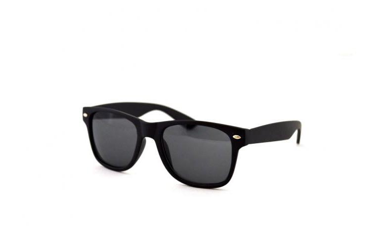 Ochelari de soare Wayfarer  - Negru Mat