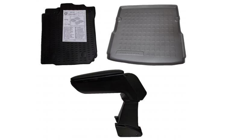 Pachet accesorii confort Dacia Logan 2